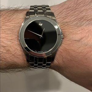 Used Movado Watch